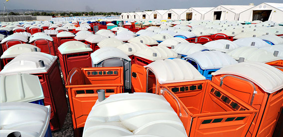 Champion Portable Toilets in Kenner, LA